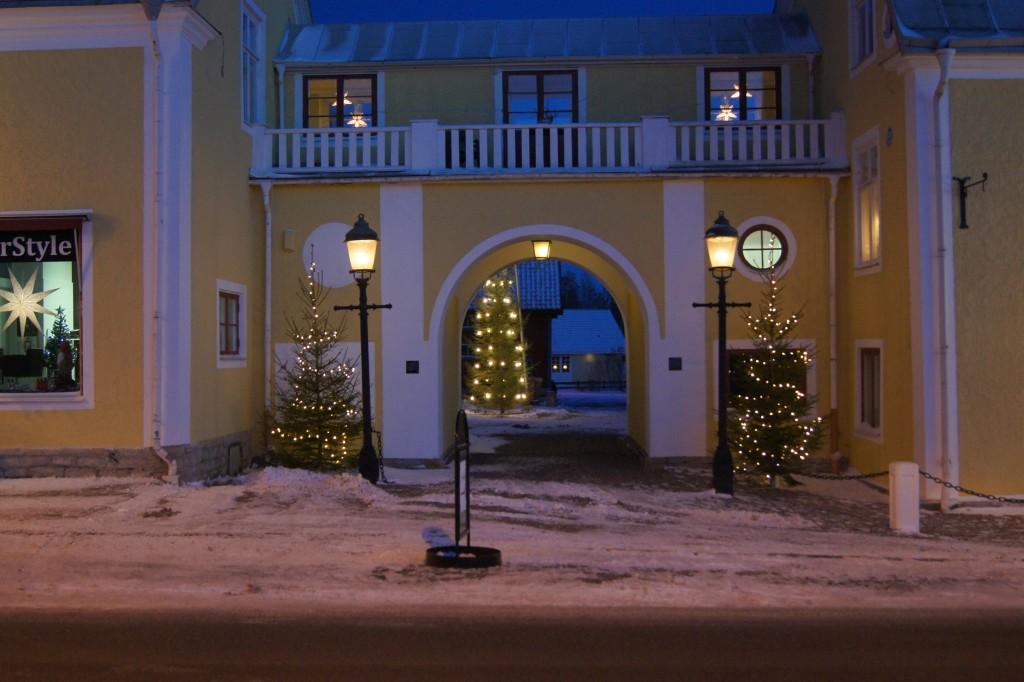 Jul på Gästis